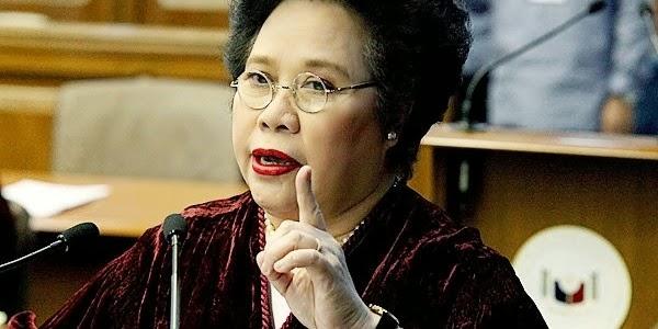 Miriam Santiago FOI Bill