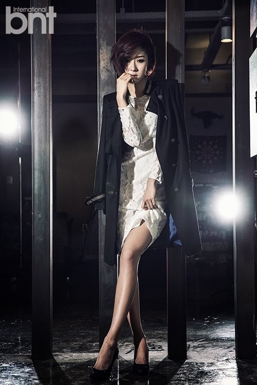 Dal Shabet - bnt International February 2014 Elegant Beauties