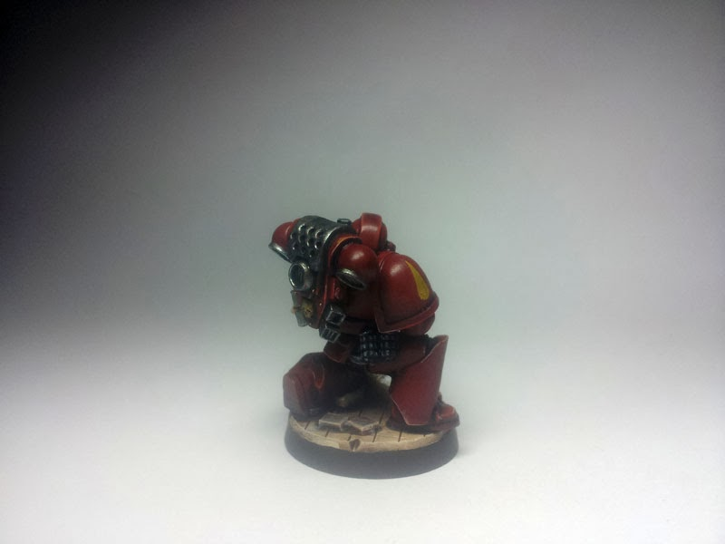 BLOOD ANGELS - WARHAMMER 40.000 4-4