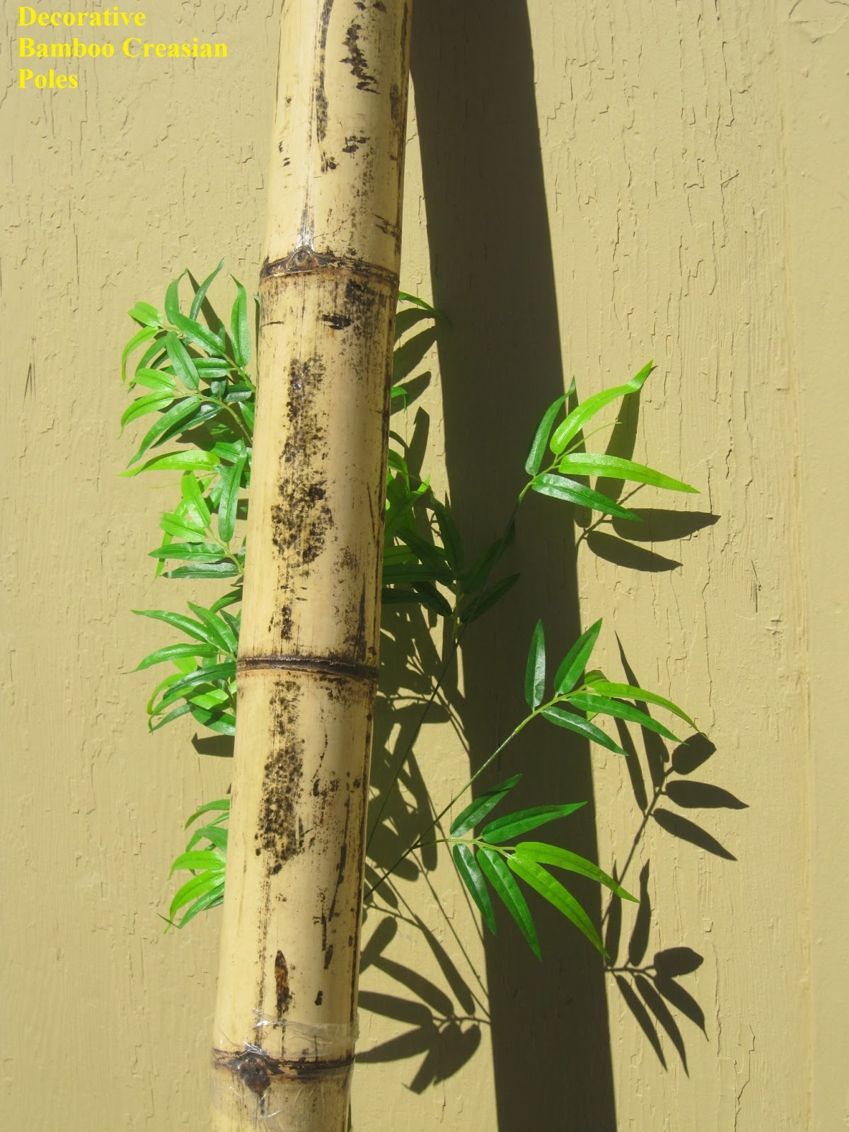 Best Bamboo Cane/ Pole /Stake all decor ideas for Fences,Custom ...