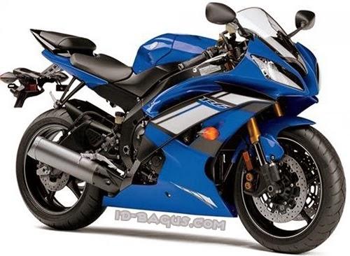 Gambar Yamaha YZF-R6
