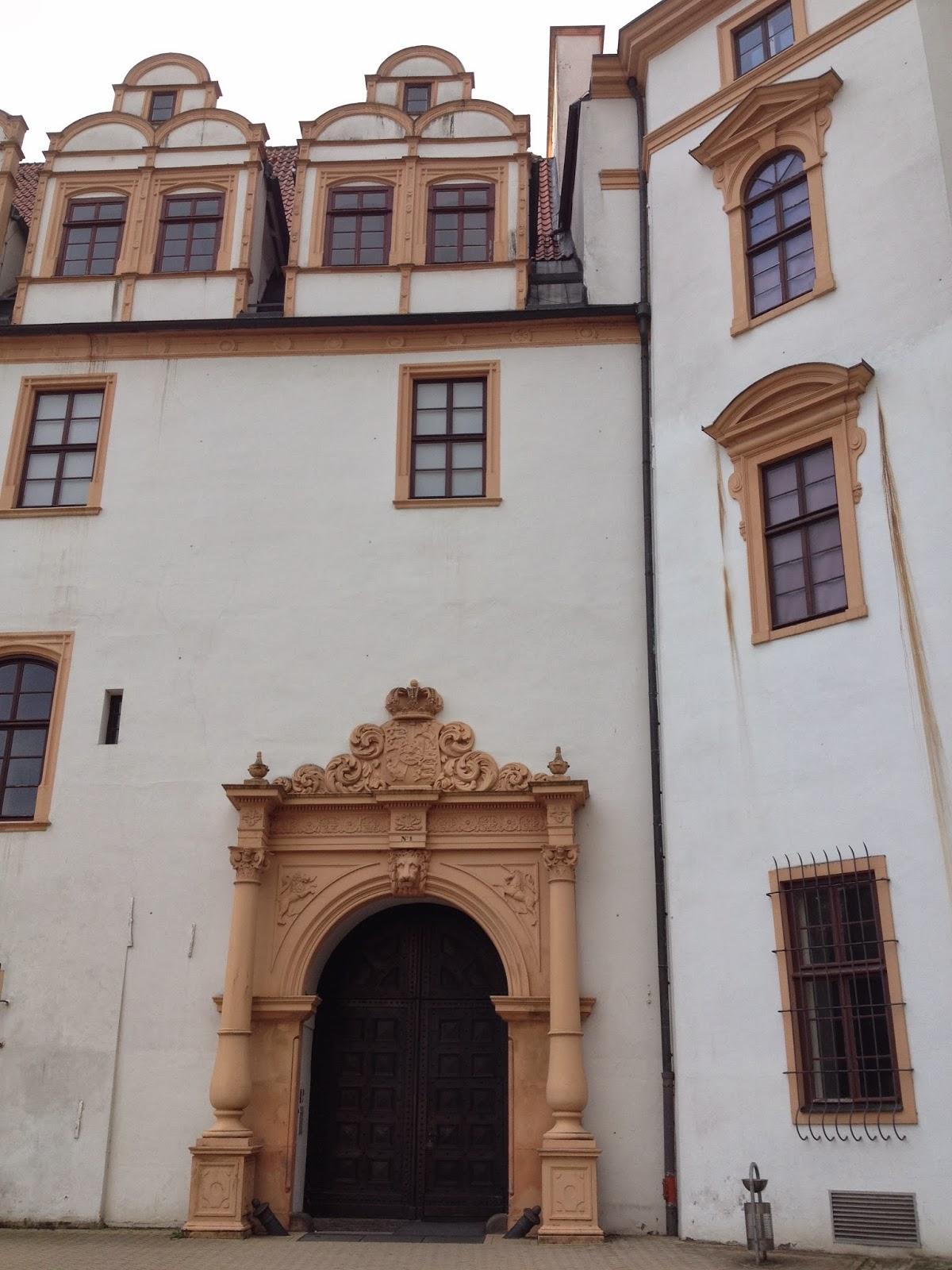 Schloß in Celle, Tor