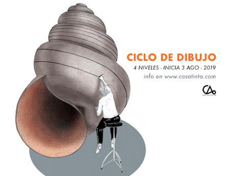 CICLO DE DIBUJO // 3 DE AGO