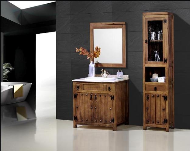 Mobiliario para el cuarto de ba o carpinter a en madrid for Mobiliario de habitacion