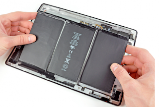 iPad 3 Battery Photo