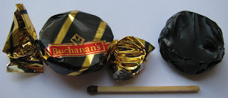 Buchanan's Rich Liquorice Toffees