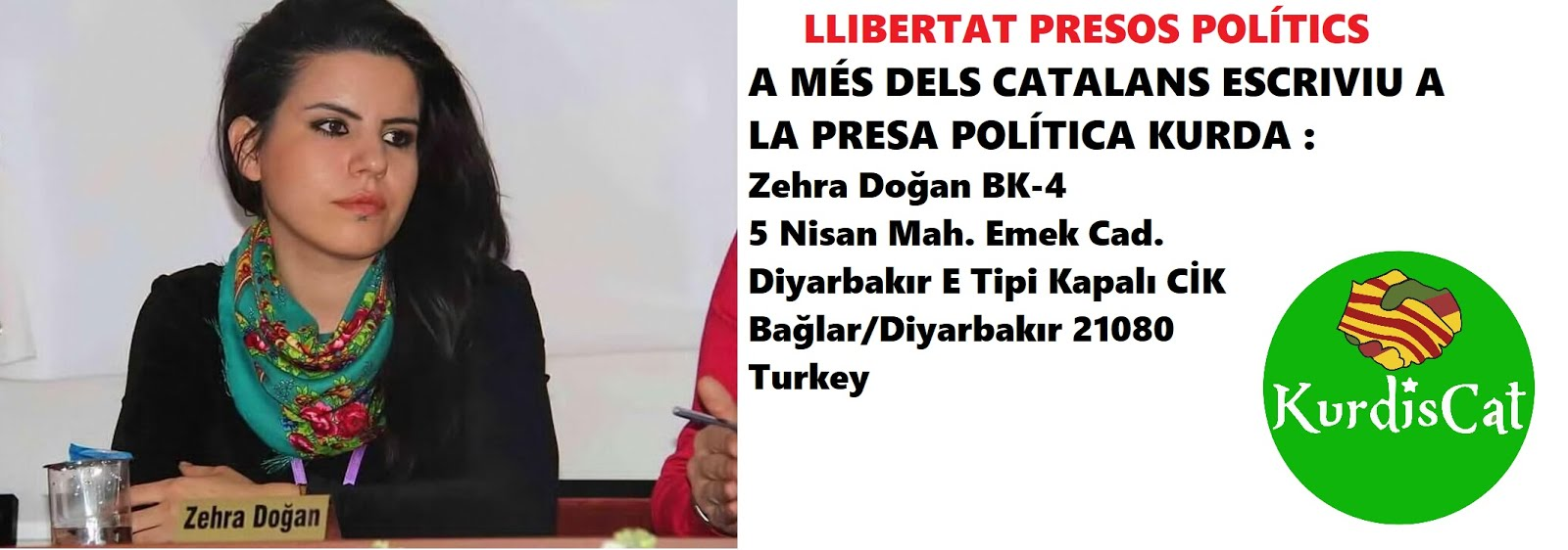 LLIBERTAT PRESOS POLÍTICS