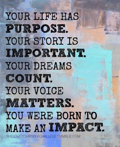 Live Your Life Purpose Quotes Magnificent Life Purpose Quotes