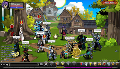 AQW | Game Online AQWorlds
