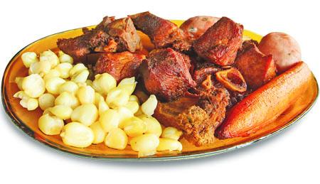 Comida en Bolivia