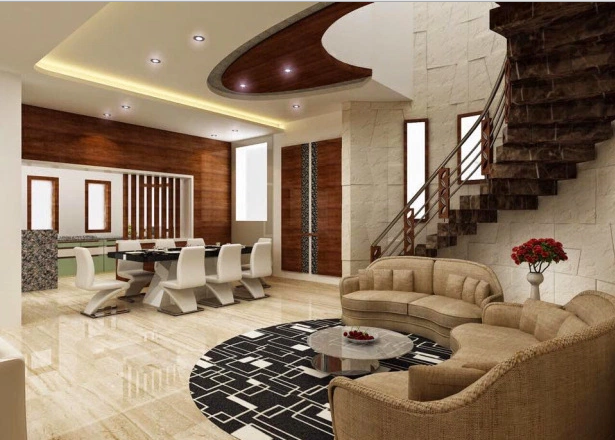 Living room Furniture Floor Plans