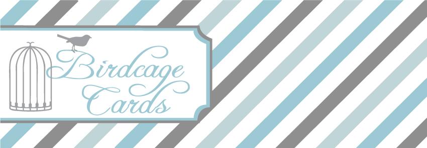 Birdcage Cards