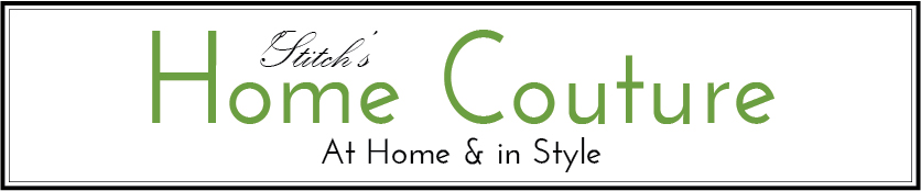 Home Couture's Blog
