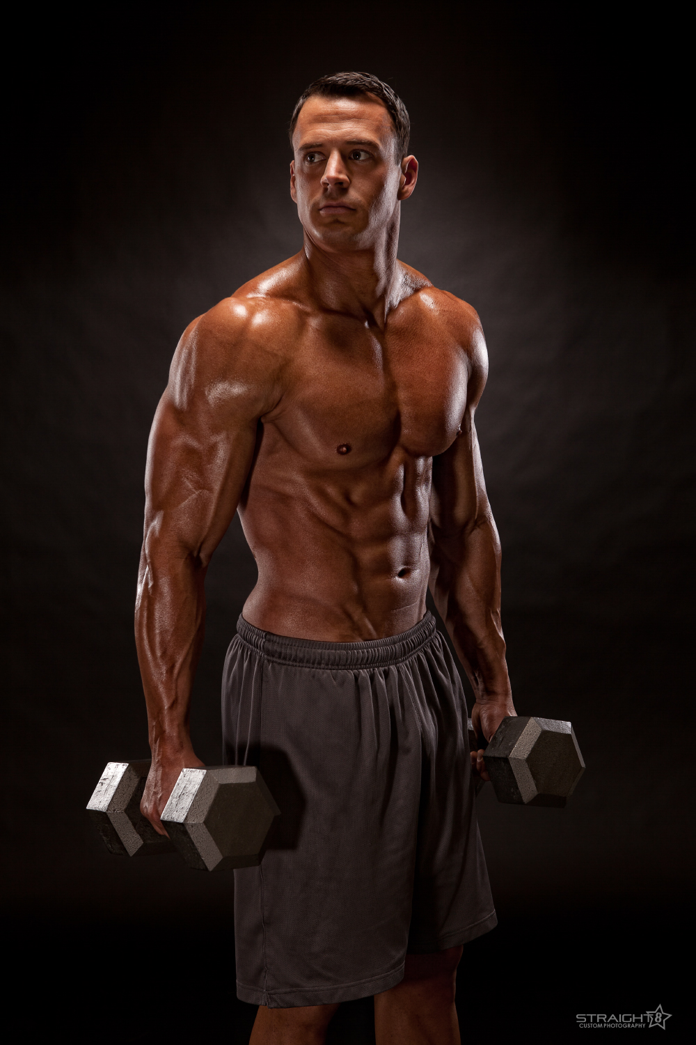Black Male Fitness Models