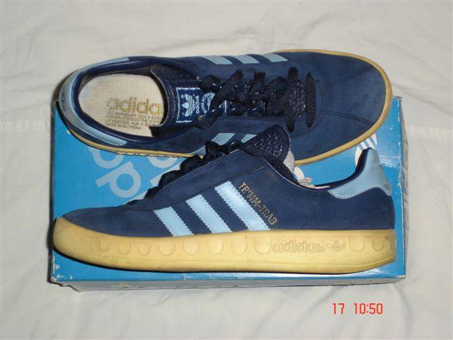 Aquel tiempo de mi infancia zapatillas adidas trimm de for Zapatillas paredes anos 90