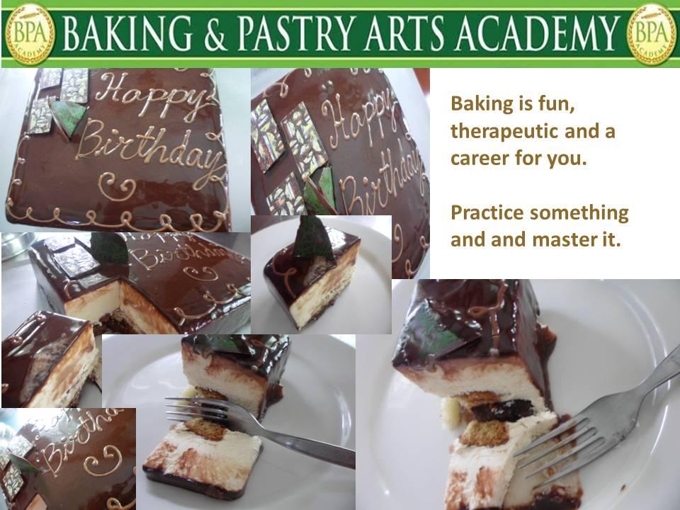 BAKING & PASTRY ARTS ACADEMY