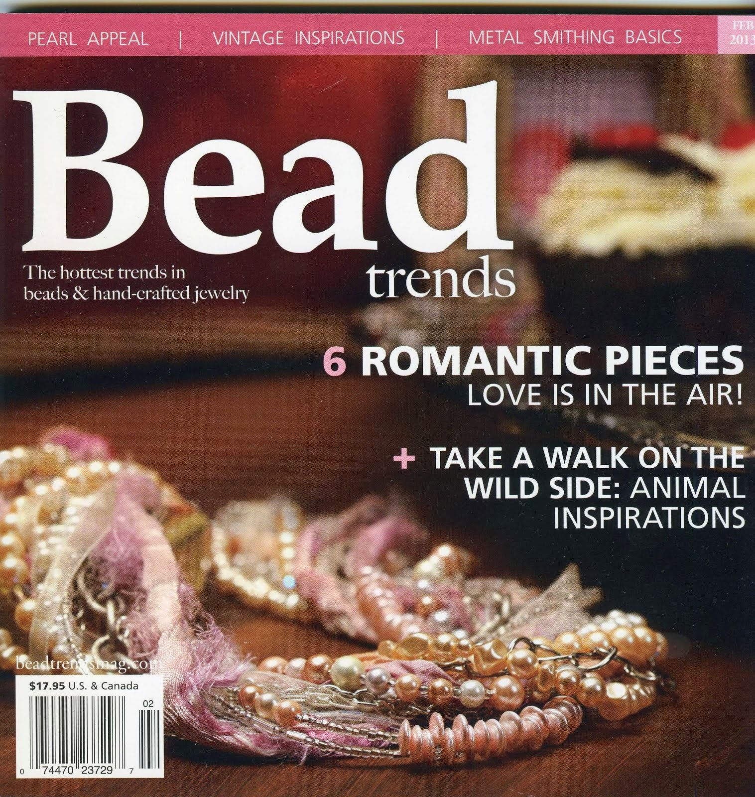 Bead Trends February 2013 Issue