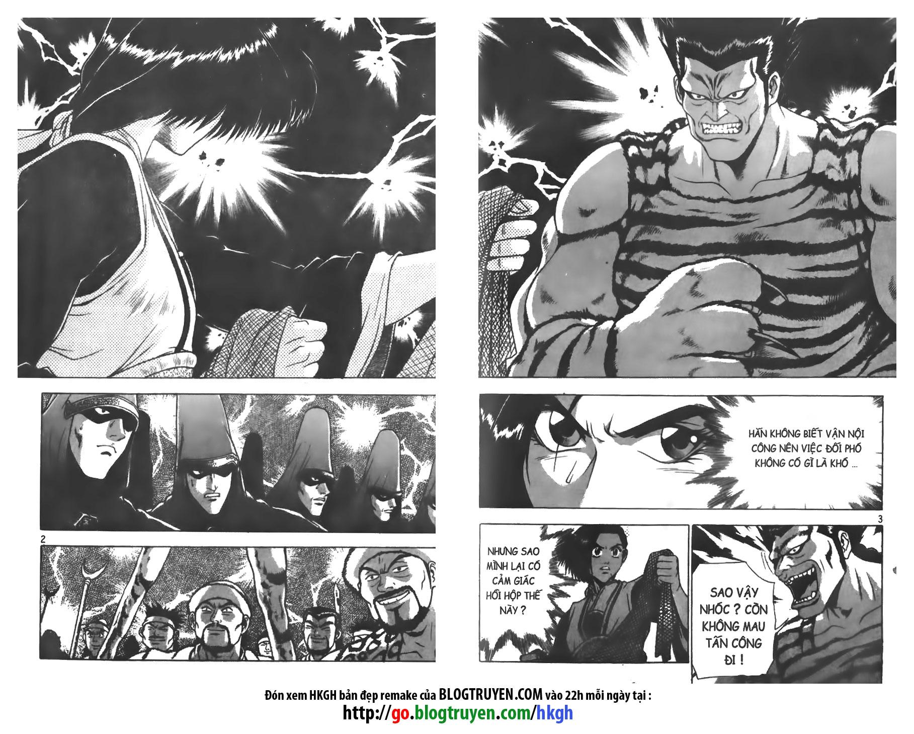 Hiệp Khách Giang Hồ chap 166 page 3 - IZTruyenTranh.com