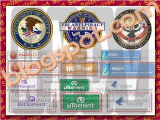 Логотипы популярных файлообменных клиентов и менеджеров закачек