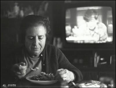 Fotografía Ángel Luis Juste: Carmen, mi madre