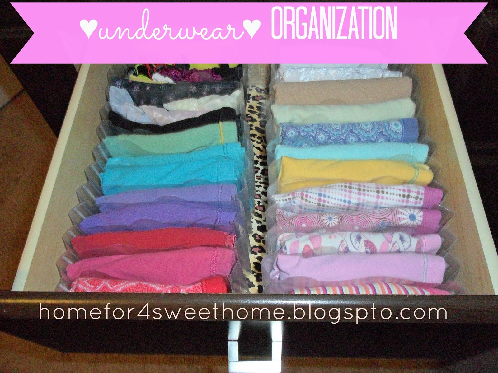 Home for4 sweet home spring cleaning organizing underwear like solutioingenieria Image collections