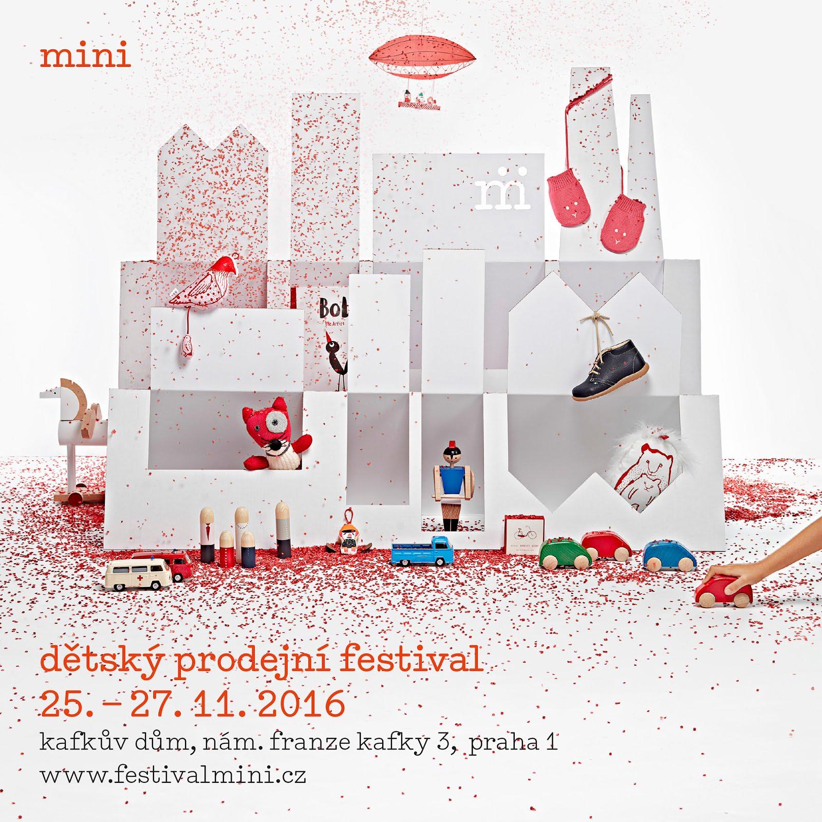 Festival Mini se blíží!!!