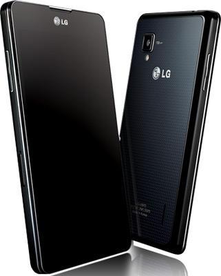 LG Optimus G características y precio