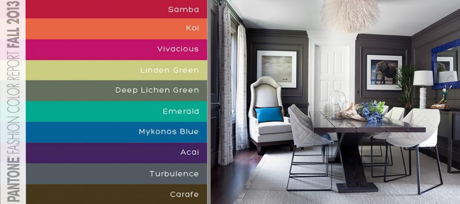 Here are some other rooms that utilize this color palette beautifully