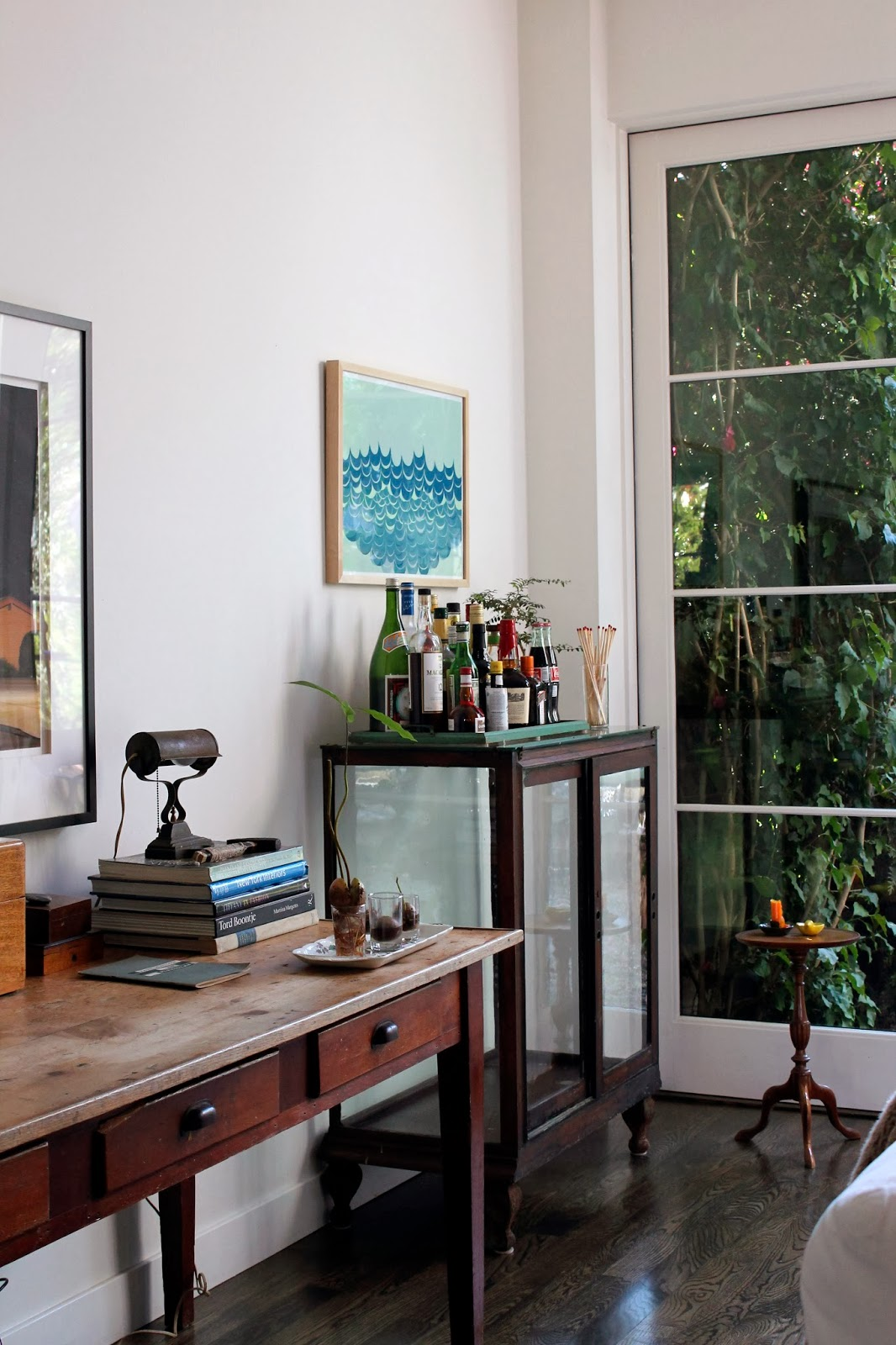 The Shingled House: Art