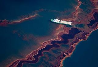 vazamento, petróleo,