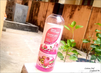 Skin Cottage Shower Gel – Fruity Essence review, Skin Cottage Shower Gel review, Skin Cottage Shower Gel Fruity Essence review, Skin Cottage, Shower gel India review