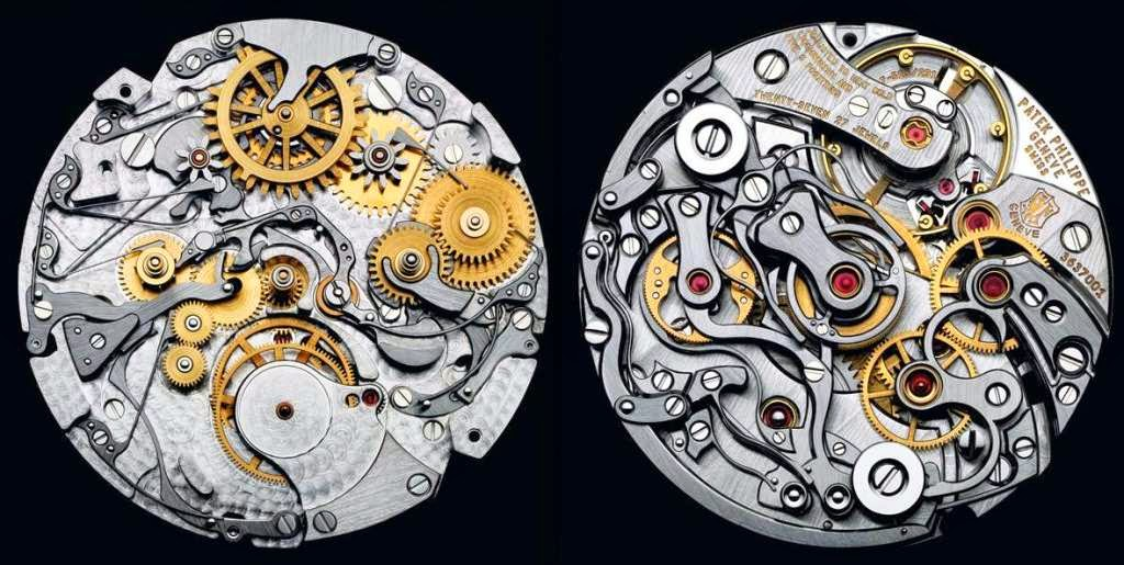 46 Unbelievable Photos That Will Shock You - The Internal Mechanism of a Watch by Patek Philippe, Considered the Finest Watchmaker in the World