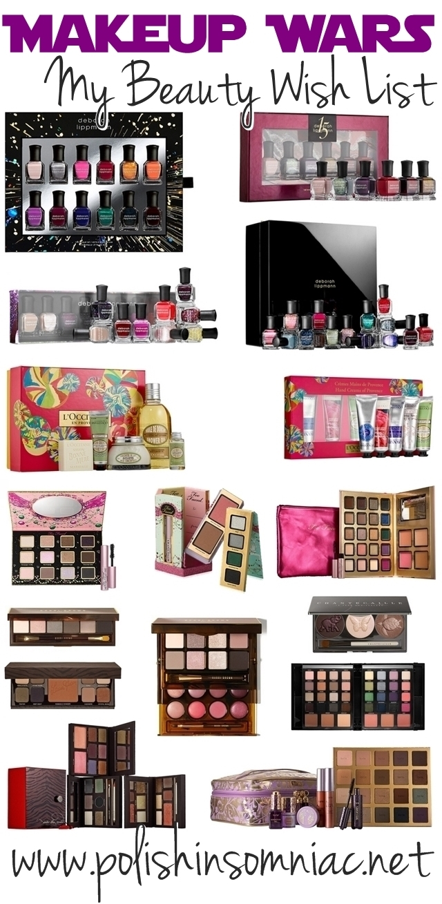 Beauty Wish List Holiday 2014