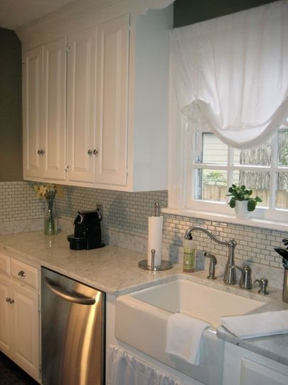 Over Counter Farmhouse Sink : What do we think of the under-counter mounted apron-front sink ...