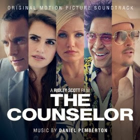 the counselor 2013 soundtrack cover