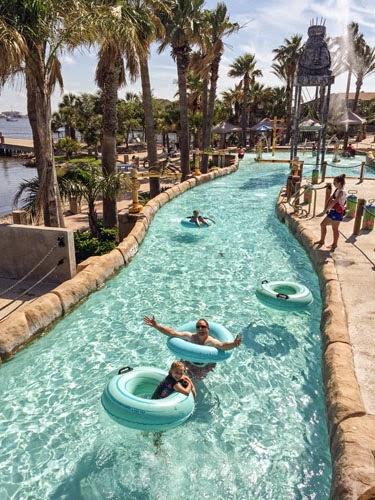 Palm Beach Water Park Moody Gardens Hotel – Best Beach On The World 2017