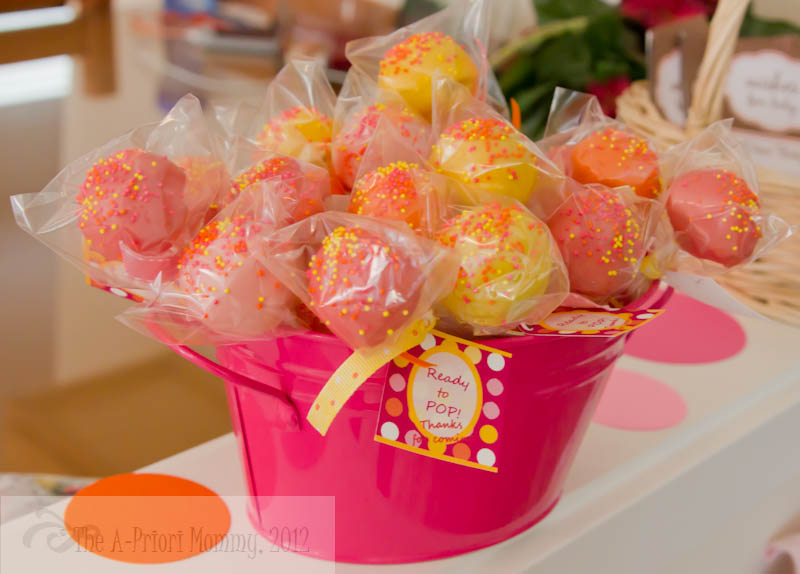 The A Priori Mommy Ready To Pop Baby Shower Decor