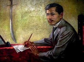 Homework: Jose Rizal is Desperately in Love with Books
