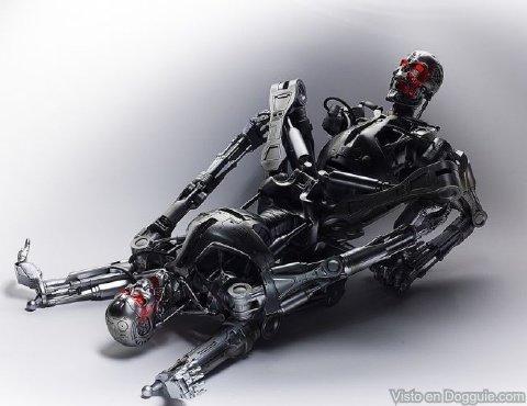 kamasutra robots 06 Ternyata Robot terminator Juga Bisa Melakukan ML, FULL FOTO