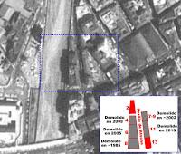 proceso de destrucción sistemática del patrimonio histórico de Málaga, Hoyo de Esparteros y Pasillo de Atocha