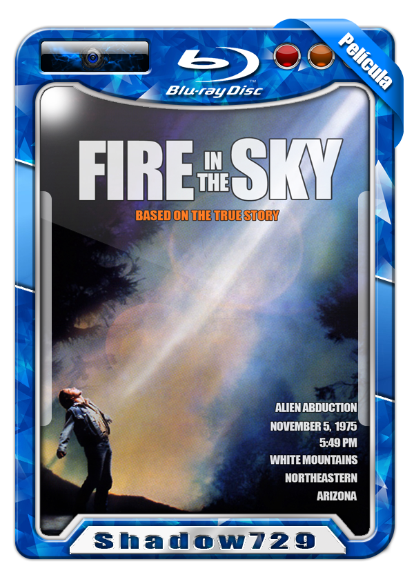 Fire In The Sky (1993) | Fuego En El Cielo 720p Dual Mega