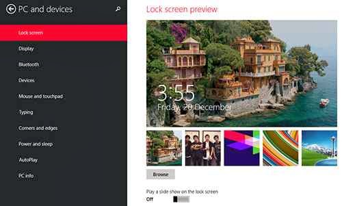 Create A Lock Screen Slideshow