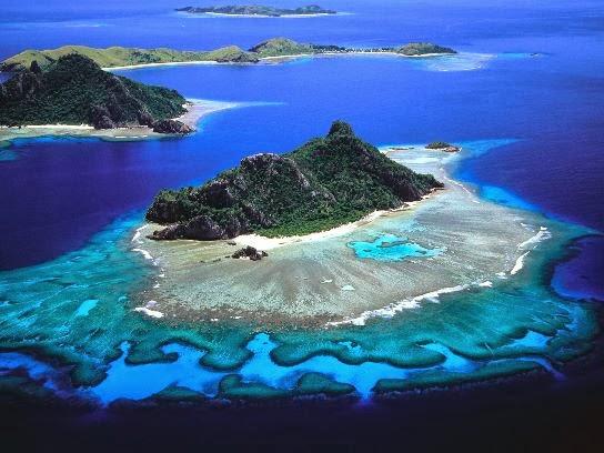 foto  Fiyi mapa