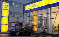 Reteaua Opel din Romania