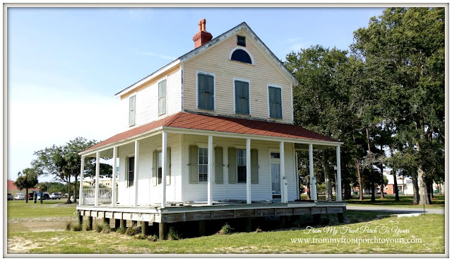 Places to visit-Famrhouse-Cape San Blas Lighthouse- Port St. Joe, Florida-From My Front Porch To Yours