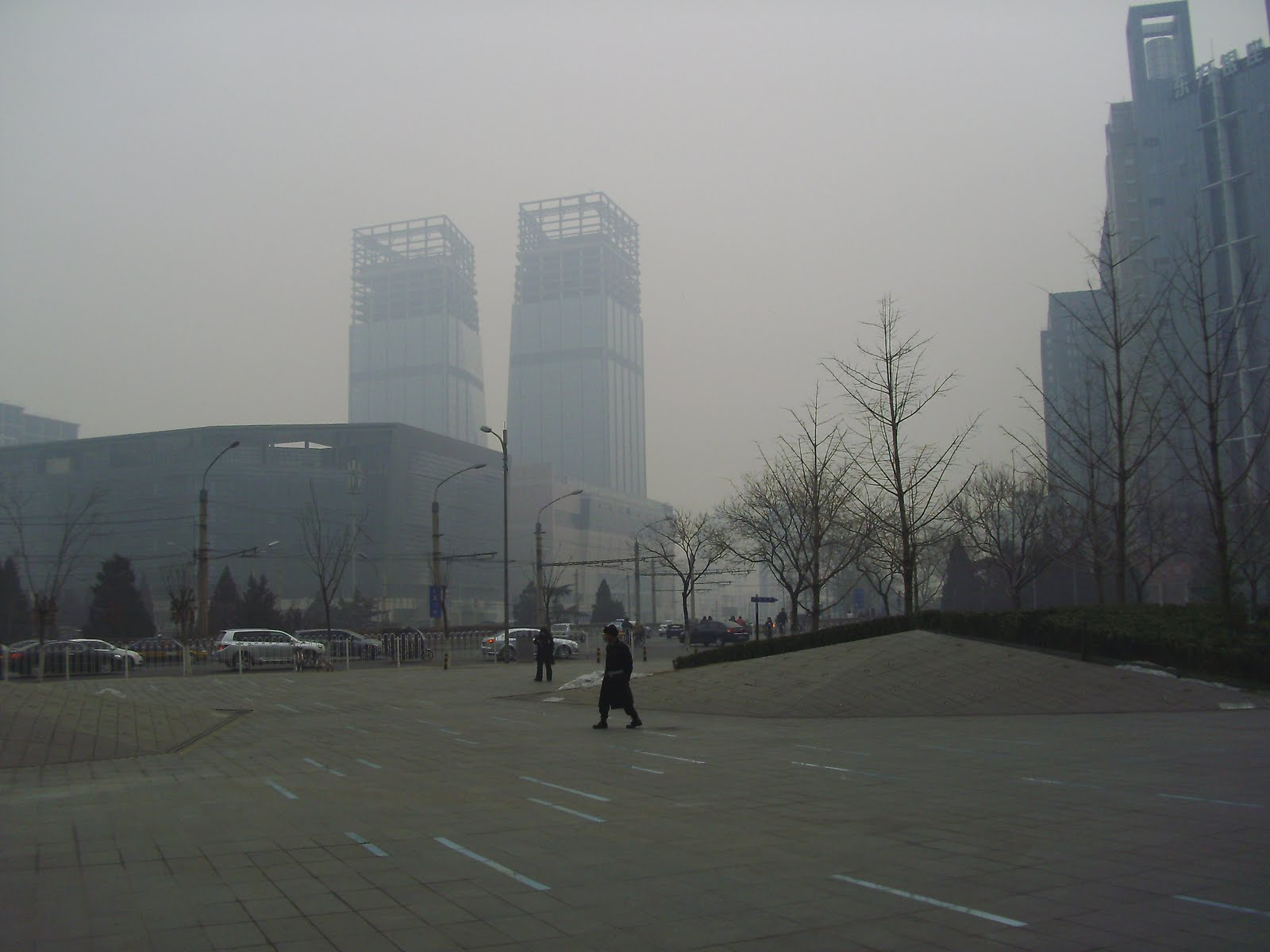 Foreign Expertise: Smog On, Smog Off