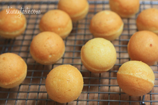 Cake Pops Without Cake Pop Pan