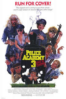 Watch Police Academy 3: Back in Training (1986) movie free online