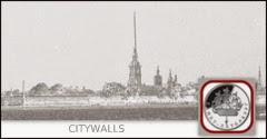 Санкт-Петербург на монетах