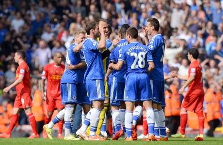 Liga Inggris : Jelang Liverpool vs Chelsea